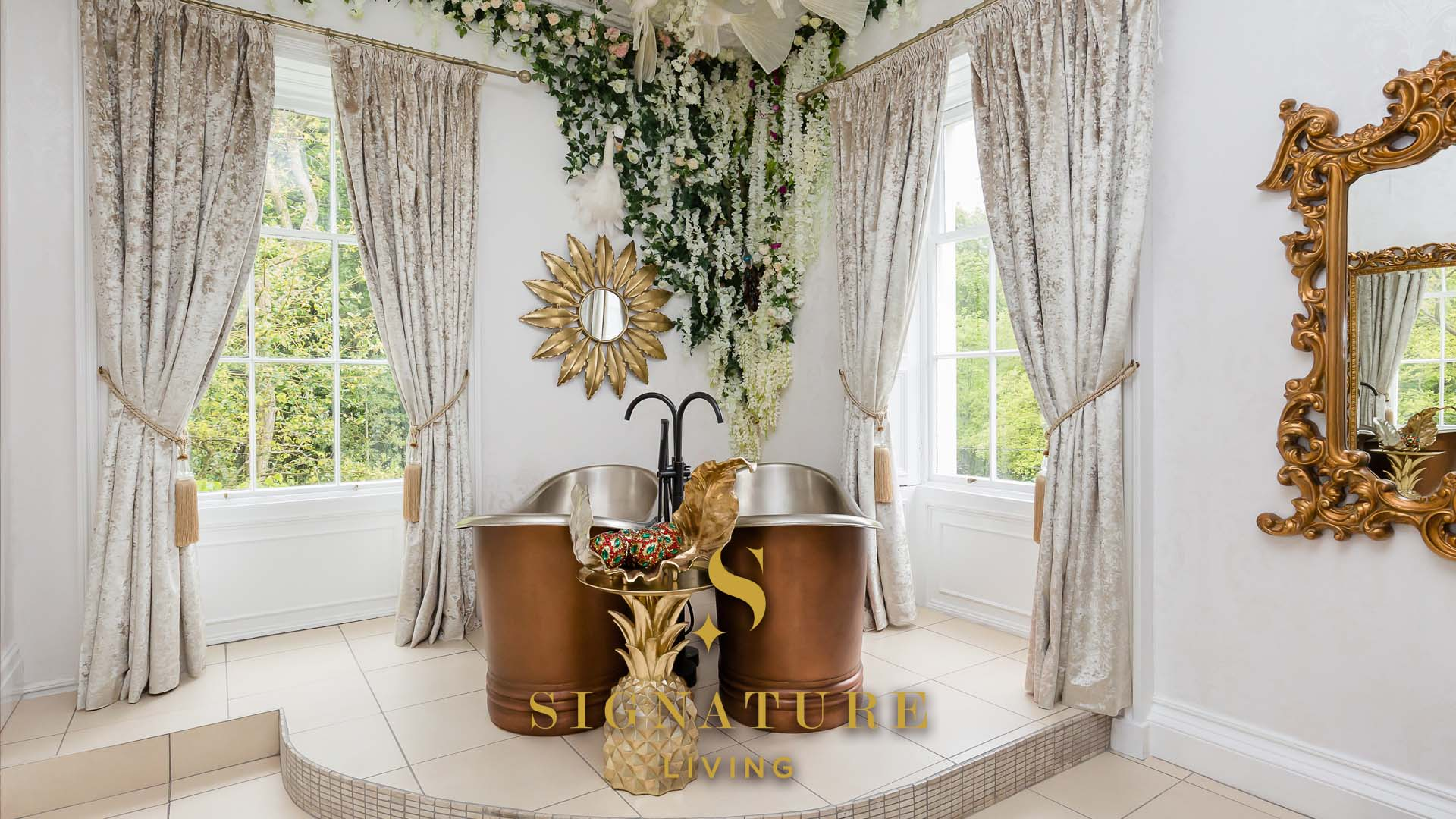 Rainhill Hall Couples Staycation by Signature Living