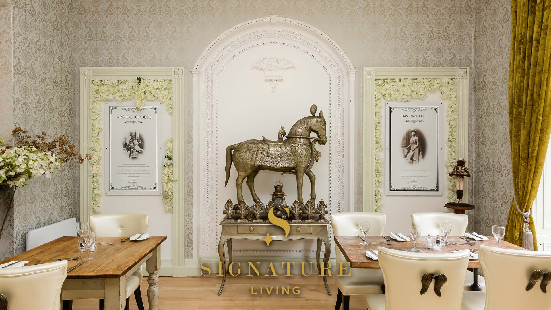 Rainhill Hall Labyrinth of Luxuries by Signature Living